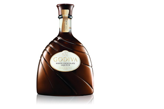 Godiva Chocolate Rum Smoothie