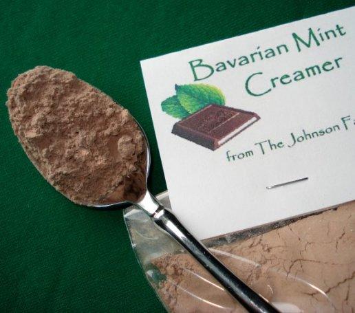 Bavarian Mint Coffee Creamer