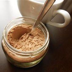 Orange Cappucino Coffee Mix
