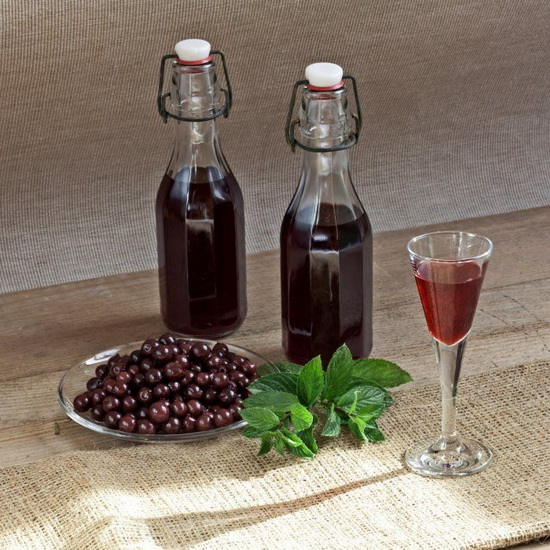 Currant or Raisin Liqueur (Cas