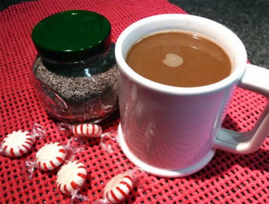 Bavarian Mint Coffee Mix