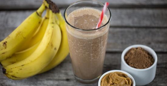 Chocolate Peanut Shake
