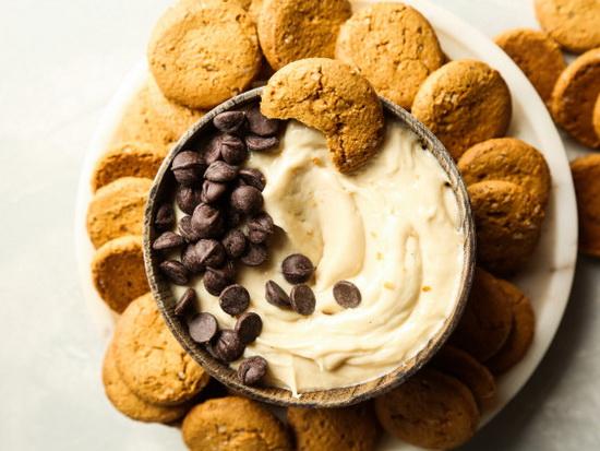Chocolate Chip Cookie Dough Di