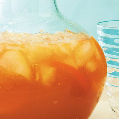 Spiced Tangerine Tea