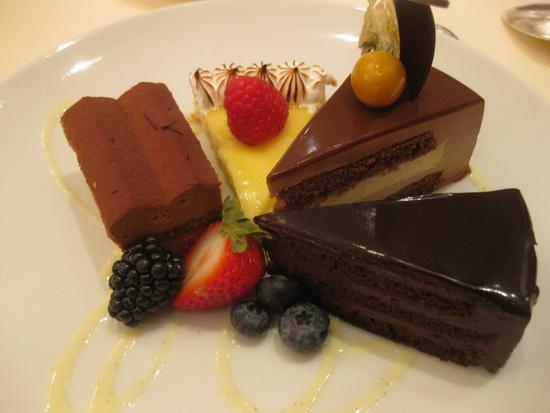 Le Bec-Fins Signature Chocolat