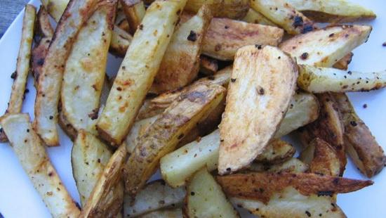 Adobo Garlic & Parmesan Potato