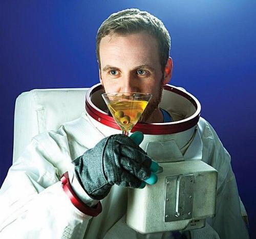 Martian Martini