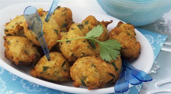 Gluten Free Indian Lentil Croq