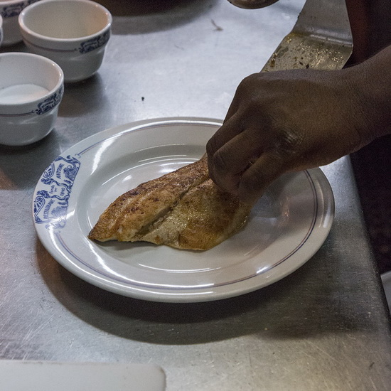 Antoine's Chef Michael Regua's