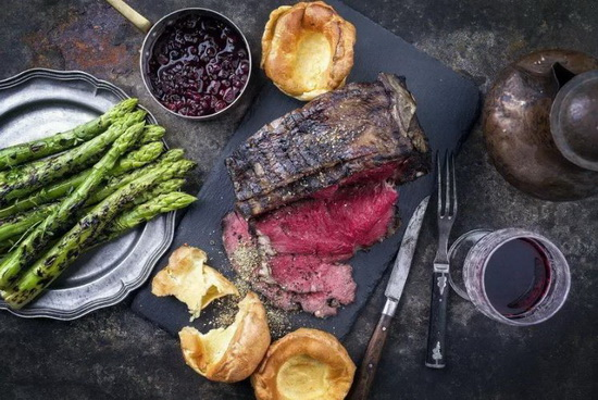 Red Wine Roast