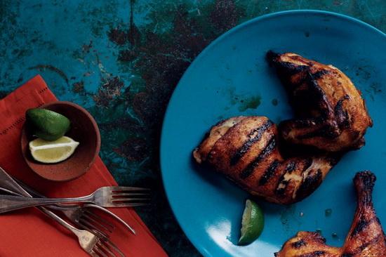 Peruvian Grilled Chicken (Poll