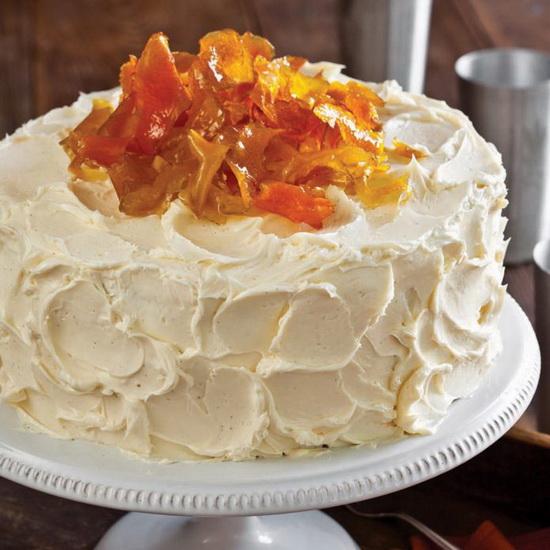 Candied Citrus Cake