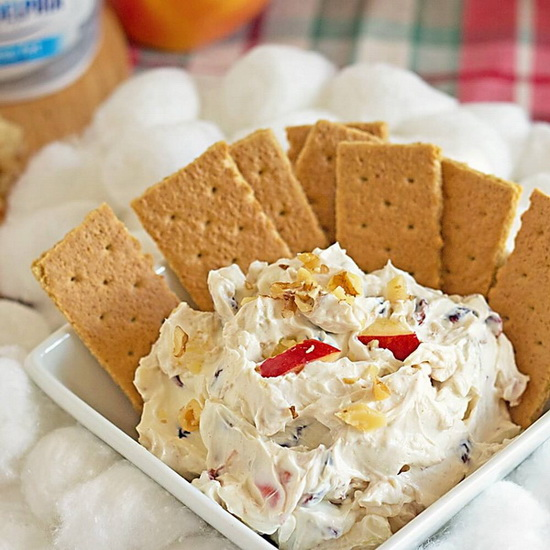 Cranberry Cracker Spread2