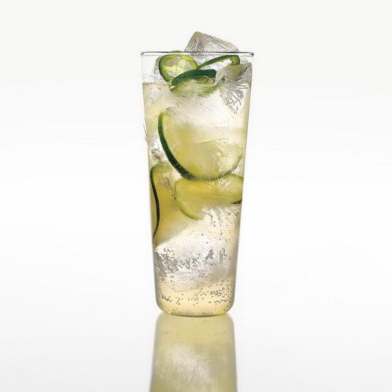 Jalapeño-Lime Spritzer