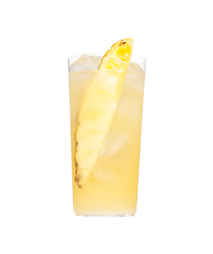 Pineapple, Lime, and Coconut S