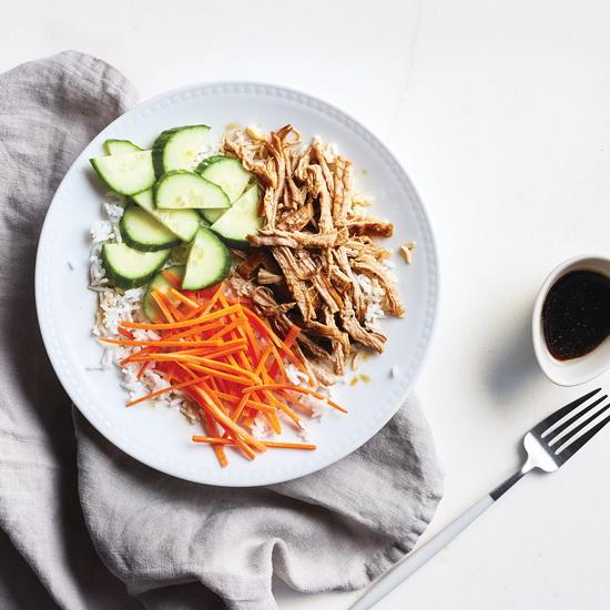 Sweet and Spicy Pork Tenderloi