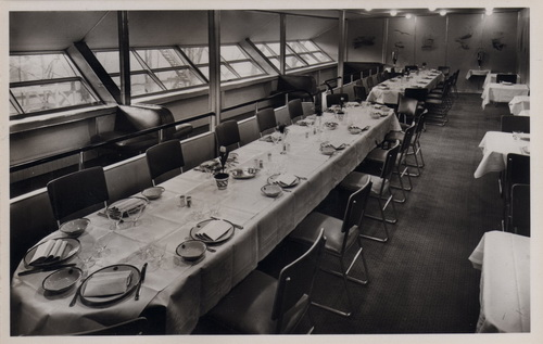 Hindenburg Dining Room