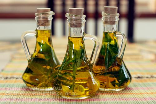 Herbs in Oil
