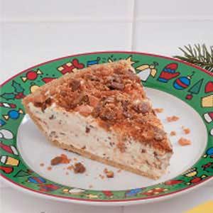 Butterfinger® Candy Bar Pie