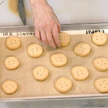 French Butter Cream Cookies