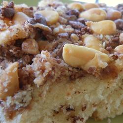 Toffee Bar Coffeecake