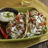 Fusion Fish Tacos