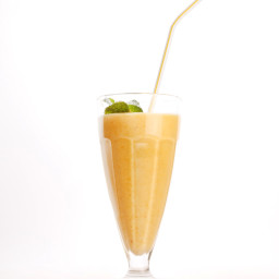 Peachy Orange Drink