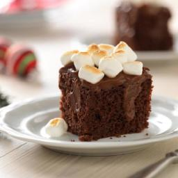 Toasted Marshmallow-Chocolate