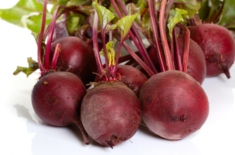 Baked Grated Beets