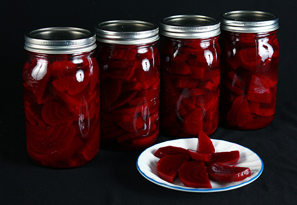 Beet Pickles for 24
