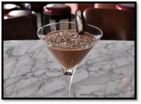 Mounds Bar Martini