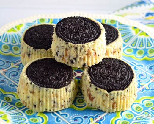 Cookies & Cream Cheesecake Cup